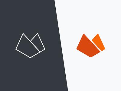 Kumi Souls Game Logo illustrator sketch ouline ui design fox logo fox logo