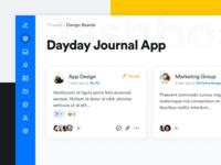 Collaboration App Concept