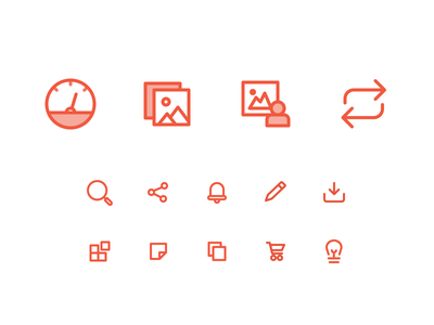Woovtie icons line icons icon design asset management ui ux dashboard desktop application web app