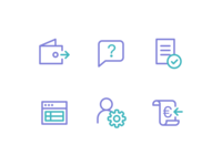 SchoolPay icon design