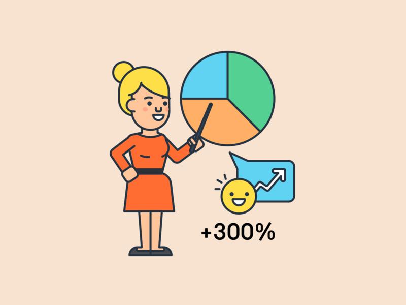 SchoolPay website illustrations vector character school illustration website ui ux web app