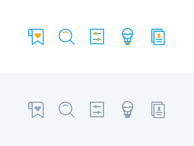 Workbookers tab bar icons duotone color line icons icons icon design ui ux android iphone app mobile