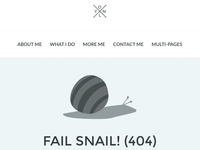 Only Theme (404 Page)