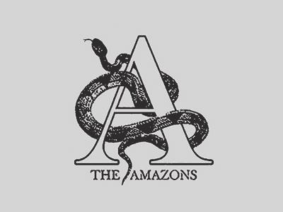 a snake letter snake the amazons doodle drawing sketch illustration