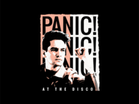 f533b3c37 Panic At The Disco Designs on Dribbble