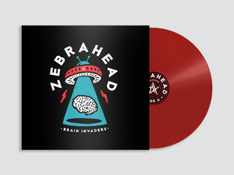 zebrahead albums