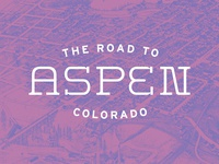 Road to Aspen