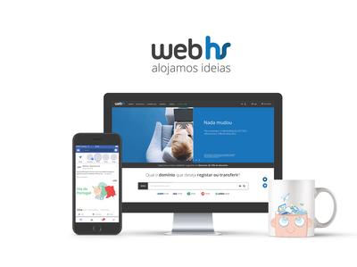 WebHS   Web Design   Social Media   Merchandising