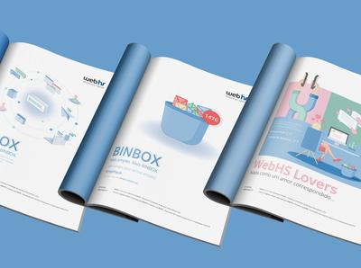 Magazine Ad | WebHS