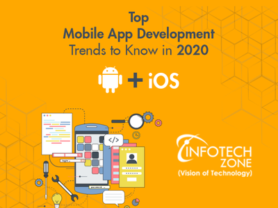 Top Mobile App Development Trends to Know in 2020