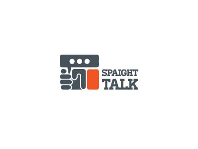 Spaighttalk Logo logo design
