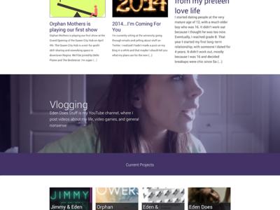 Personal Website | 2