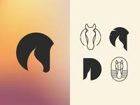 🐴 Dark Horse Logomarks 🐴
