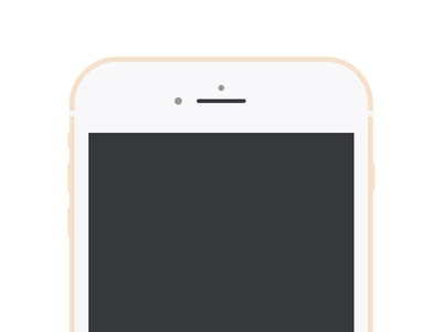 iPhone 7 and 7 Plus Vector Templates