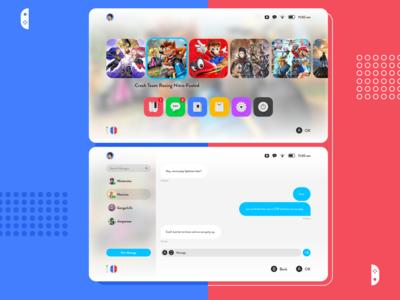 Daily UI Challenge—Messenger