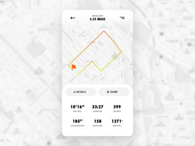 Daily UI Challenge—Location Tracker