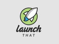 Logo Concept for Launch That