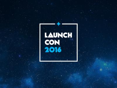 Launchcon 2016 Logo logo conference
