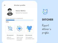 Ditcher app concept