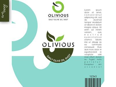 Branding and Packaging  Design Olivious Oil flat designart illustration graphicdesign logo branding design