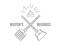Buster's Business Logo