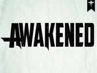 Awakened- Logo