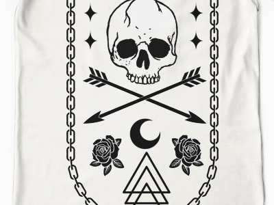 Chained forsale design merch chained