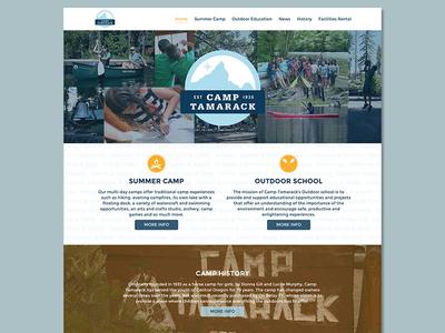Summer Camp Redesign