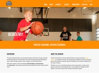 Bend Hoops - Academy Page