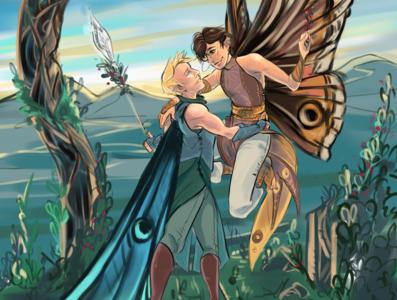 Of fairies and meetings