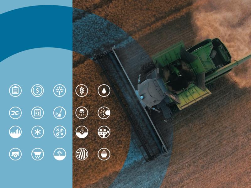 Conservis Case Study icons dashboard agriculture ag tech case study farm management farming