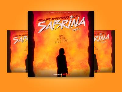 Sabrina's fan poster