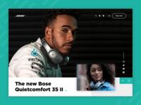 Bose concept redesign
