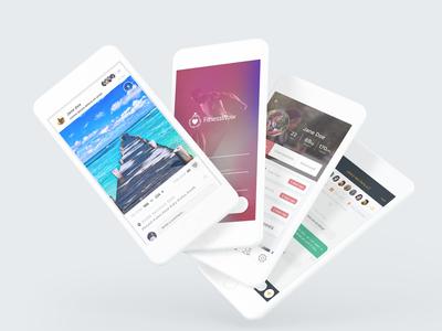 Some recent app designs #2