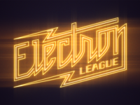 Electron League - neon animation still