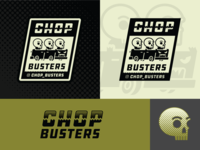Chop Busters Logo
