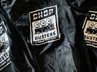 Chop Busters Tees