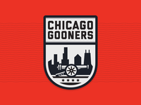 Chicago Arsenal Supporters Crest