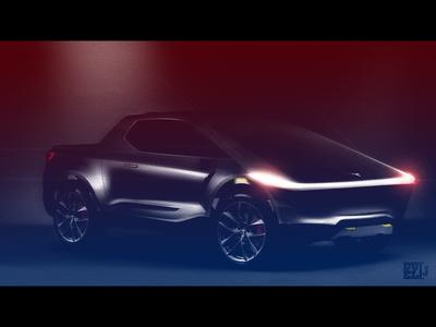 Tesla Truck Concept
