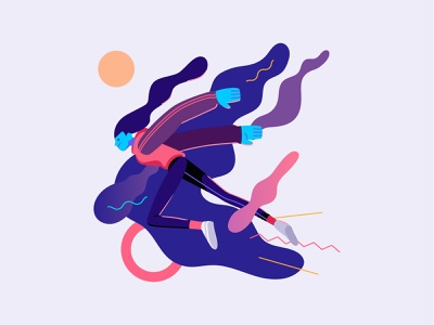 Share UI Illustration stylish vector ux ui illustration graphic flat app share