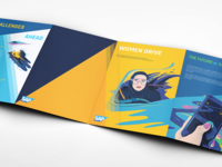 SAP Women Drive brochure exterior view