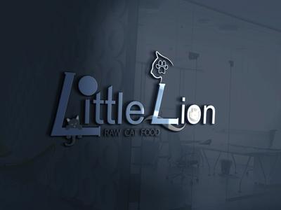 Logo Design Little Lion