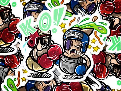 Best of the Best handlettering california burrito procreate app ipad art illustration illustrator