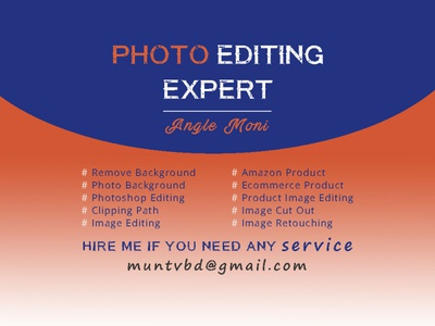 Image Editing Expert with Photoshop Editing