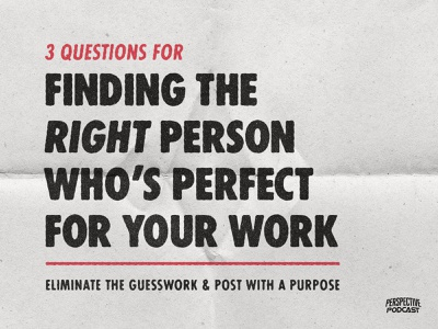 How to Find the Right Person Who's Perfect For Your Work custom type type design branding design branding typedesign typography type designer type art podcast logo podcast art podcast podcasting quote design