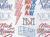 Nick Misani Perspective Podcast Episode Lettering