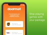 Doormat App Design