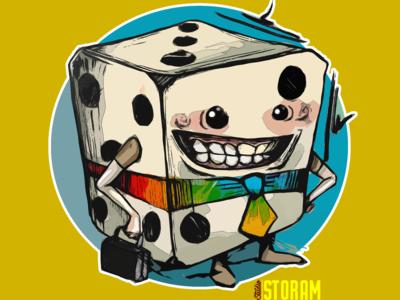 """Tie Dye"" Custom Custom Graphic T-shirt/Apparel Design"