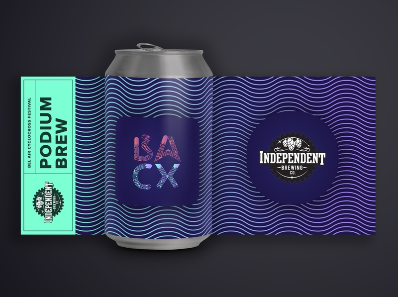 BACX Beer Label