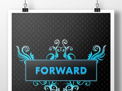 Forward poster forward pattern